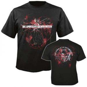 DIE APOKALYPTISCHEN REITER - Life is made... - size L      T-Shirt - 100 % Baumwolle