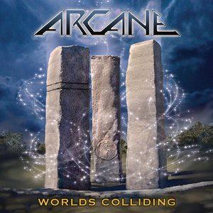 ARCANE - Worlds colliding      2-CD