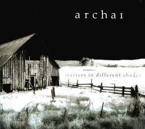 ARCHAI - Matters in different shades      CD
