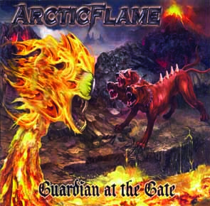 ARCTIC FLAME - Guardian at the gate      CD