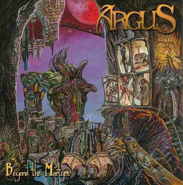 ARGUS - Beyond the martyrs      CD