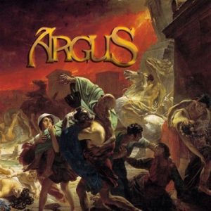 ARGUS - Death hath no conscience      Single