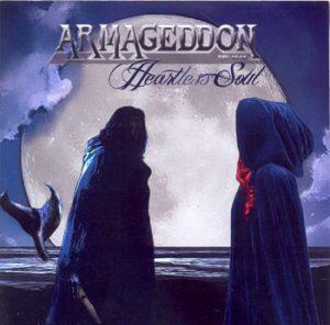 ARMAGEDDON - Heartless soul      CD