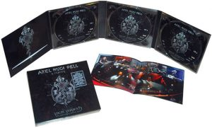 AXEL RUDI PELL - Magic moments      3-CD