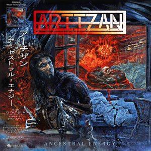 ARTIZAN - Ancestral energy      LP