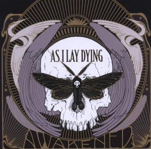 AS I LAY DYING - Awakened - deluxe edition      CD&DVD
