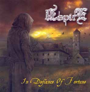 ASPIRE - In defiance of fortune      CD