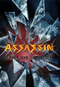 ASSASSIN - Chaos and live shots      2-DVD