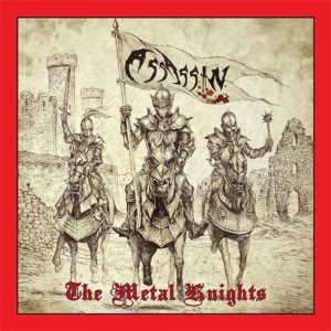 ASSASSIN (US) - Deadly Assassin - the Metal Knights      CD