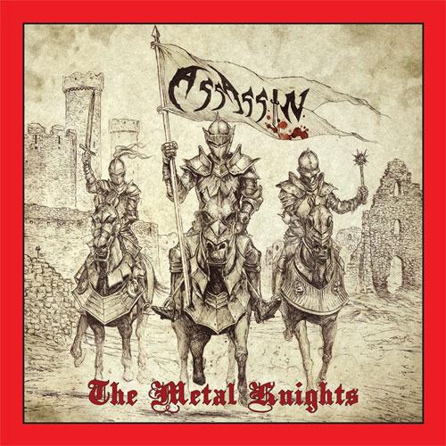 ASSASSIN (US) - Deadly Assassin - the Metal Knights      CD