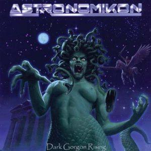 ASTRONOMIKON - Dark Gorgon rising      CD