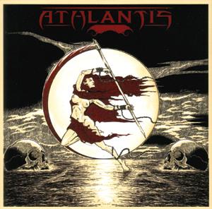 ATHLANTIS - M.W.N.D.      CD