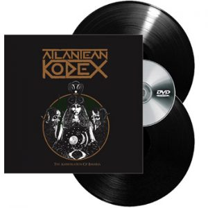 ATLANTEAN KODEX - The annihilation of Bavaria & DVD      DLP