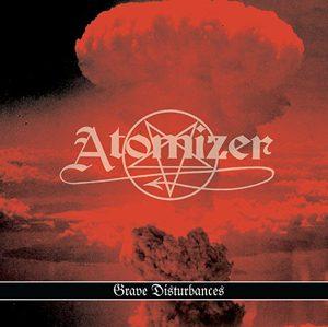 ATOMIZER - Grave disturbances      CD