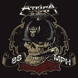ATTICA RAGE - 88 mph      CD