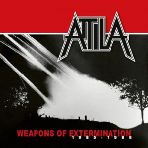 ATTILA - Weapons of extermination      CD