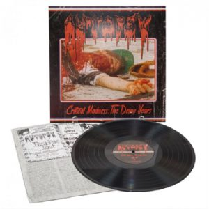 AUTOPSY - Critical madness: The demo years      LP