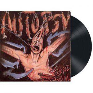AUTOPSY - Severed survival - rerelease      LP