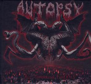 AUTOPSY - All tomorrow`s funerals      CD
