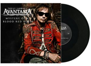 AVANTASIA - Mystery of a blood red rose      Singles
