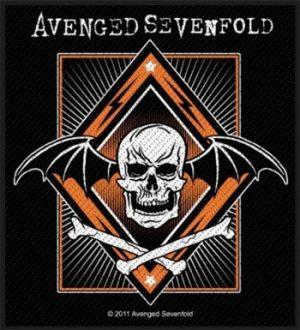 AVENGED SEVENFOLD - Redux      Aufnäher