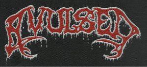 AVULSED - Logo      Aufnäher