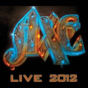 AXE - Live 2012      CD&DVD
