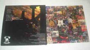 AXE BATTLER - Same      LP