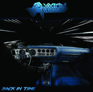 AXXION - Back in time      CD
