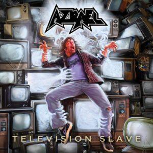 AZRAEL - Television slave      CD