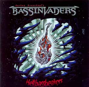 BASSINVADERS - Hellbassbeaters      CD