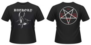 BATHORY - Goat - size XL      T-Shirt - 100 % Baumwolle