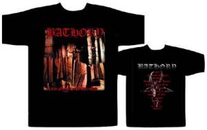 BATHORY - Under the sign of the black mark - size XL      T-Shirt - 100 % Baumwolle