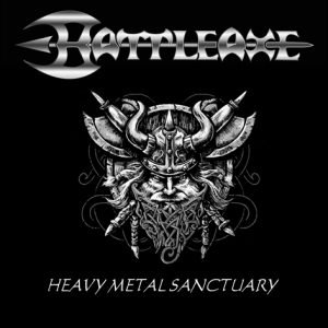 BATTLEAXE - Heavy metal sanctuary      CD