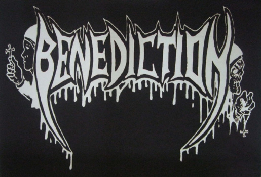 BENDICTION - Logo      Flaggen