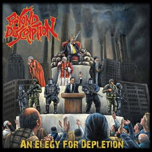 BEYOND DESCRIPTION - An elegy for depletion      CD