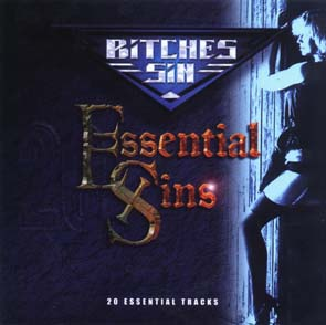 BITCHES SIN - Essential sins      CD