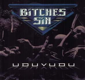 BITCHES SIN - Uduvudu      CD
