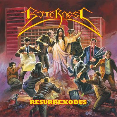BITTERNESS - Resurrexodus      LP