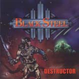 BLACK STEEL - Destructor      CD