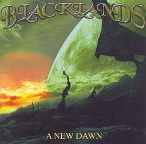BLACKLANDS - A new dawn      CD