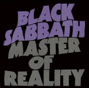 BLACK SABBATH - Master of reality      Aufnäher