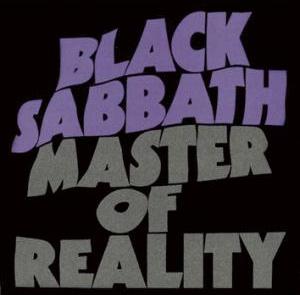 BLACK SABBATH - Master of reality      Aufnäher
