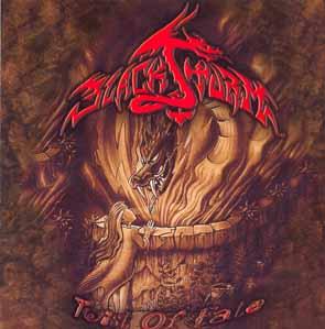 BLACKSTORM - Twist of fate      CD