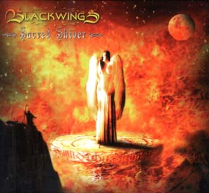 BLACKWINGS - Sacred shiver      CD