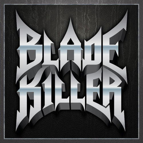 BLADE KILLER - On the attack      Maxi CD