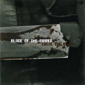 BLADE OF THE RIPPER - Taste the blade      CD