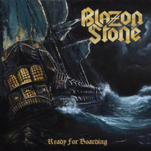 BLAZON STONE - Ready for boarding EP      Maxi CD