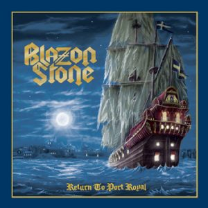 BLAZON STONE - Return to Port Royal      CD