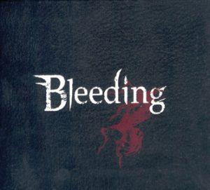 BLEEDING - Tempest of colours      Maxi CD